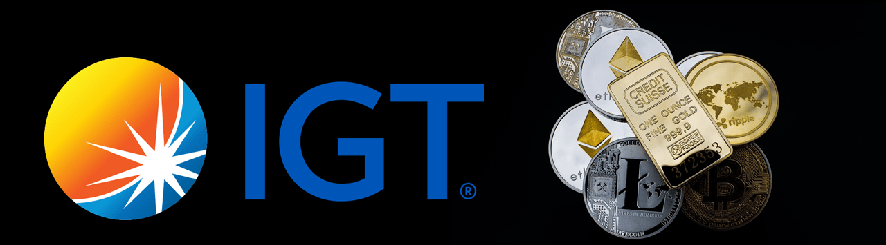 IGT crypto wallet banner