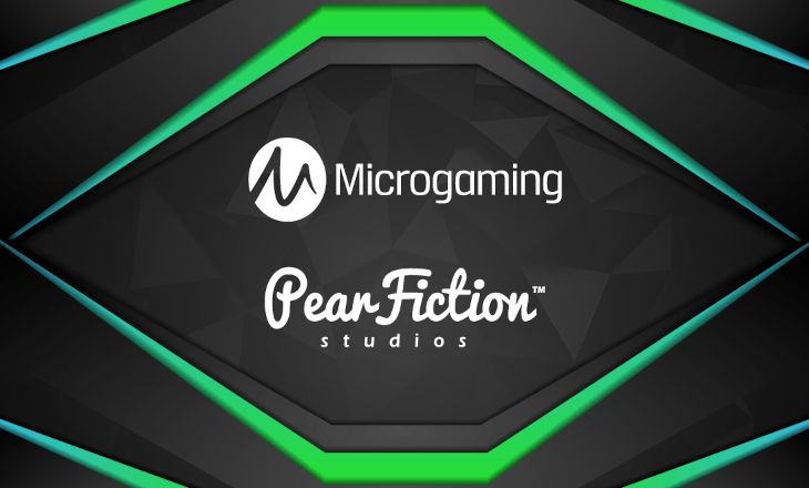 Microgaming and PearFiction Studios pair up in exclusive partnership