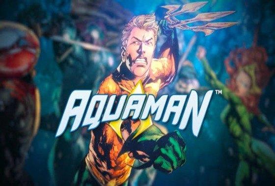 Playtech Casinos Release New Superhero Aquaman Slot