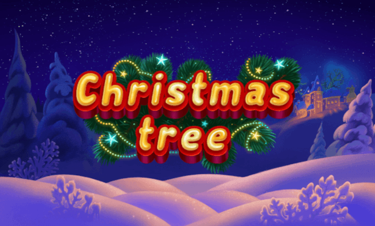 Grab some tinsel and glittering lights. It's Yggdrasil's new Christmas Tree festive slot