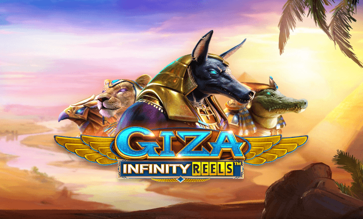 Yggdrasil and Reelplay unleash Giza Infinity Reels