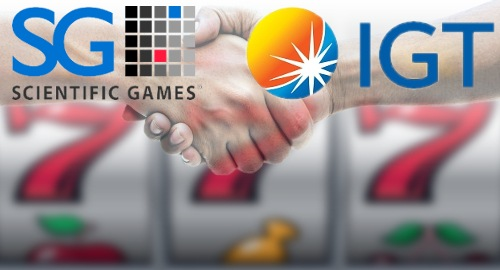 Igt scientific games patent deal
