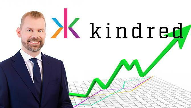 Kindred Group CEO: Henrik Tjärnströmk