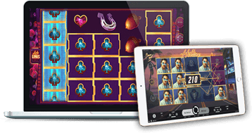 Online slots played on different devices