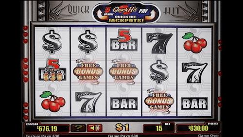 orleans casino hotel las vegas Slot Machine