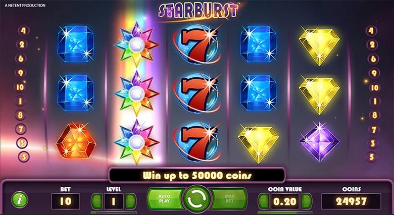 Spiele Electric Burst - Video Slots Online