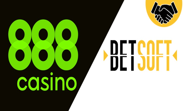 Betsoft expands its international footprint with 888