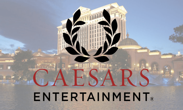Caesars Entertainment head bullish about brand's future