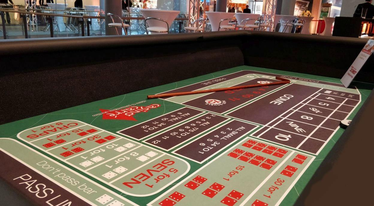 Bets to avoid when playing Online Craps