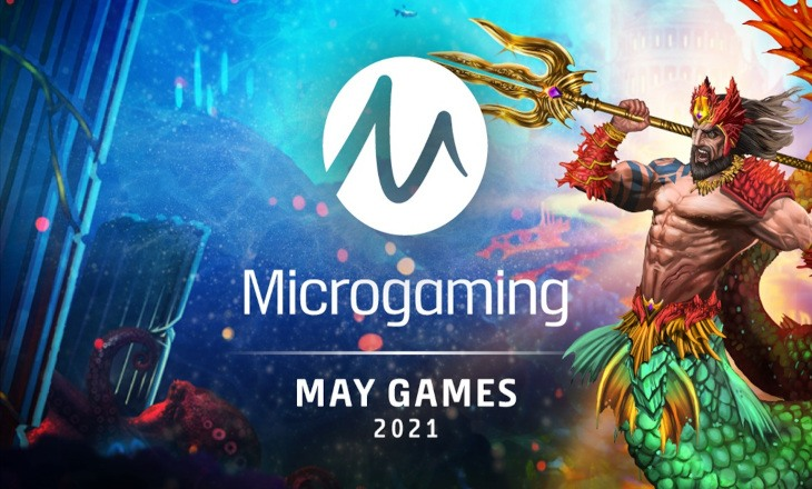 Microgaming's May roster is a gamer's delight