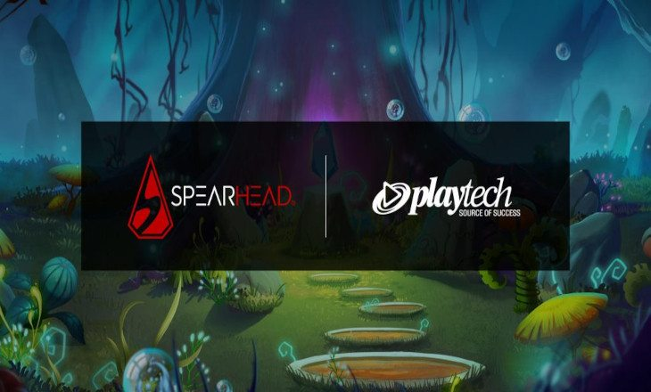 Spearhead Studios   Playtech deal